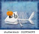 A Funny Happy Halloween Card...