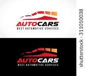 auto care automotive logo... | Shutterstock .eps vector #311010038