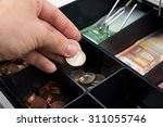 close up of person hands... | Shutterstock . vector #311055746