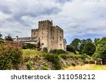 historic sizergh castle and... | Shutterstock . vector #311058212