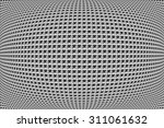 abstract textured background.... | Shutterstock .eps vector #311061632