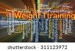background concept wordcloud... | Shutterstock . vector #311123972