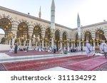 medina  saudi arabia   march 09 ... | Shutterstock . vector #311134292