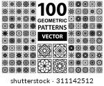 Texture With Geometric Ornamen...