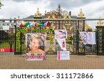 Kensington Palace  England  ...
