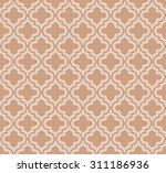 vector abstract pattern. grid... | Shutterstock .eps vector #311186936