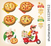 Pizza Related Pictures  Kinds...