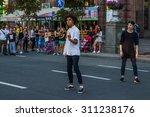 ukraine. kiev   july 18  2015 ...   Shutterstock . vector #311238176