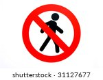 the image of sign which ... | Shutterstock . vector #31127677