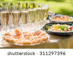 Wedding Party Buffet With...