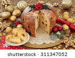 Italian Panettone Christmas...