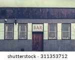 retro filtered image of a... | Shutterstock . vector #311353712