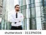 confident and successful. low... | Shutterstock . vector #311396036