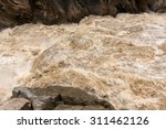 Rough Yangtze River Water In...