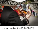 marathon in mexico city   Shutterstock . vector #311468792