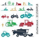 set of different types of...   Shutterstock .eps vector #311534918