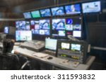 blurred image against... | Shutterstock . vector #311593832