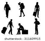 vector illustration of a... | Shutterstock .eps vector #311609915