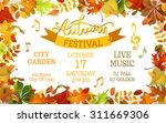 Autumn Festival Template....
