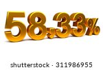 rendered illustration of a 3d... | Shutterstock . vector #311986955