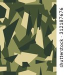 Vector Camouflage Series   Green