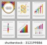 set infographics for education... | Shutterstock .eps vector #312199886