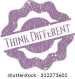 think different rubber seal | Shutterstock .eps vector #312273602