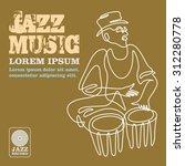 jazz | Shutterstock .eps vector #312280778