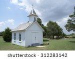 Texas Country Church
