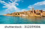 View On Valletta With Its...