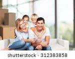 teeth. | Shutterstock . vector #312383858