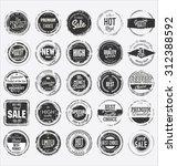 grunge rubber stamp premium... | Shutterstock .eps vector #312388592