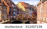 colmar  france. july 12  2004....   Shutterstock . vector #312407138
