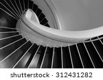 spiral staircase in a... | Shutterstock . vector #312431282