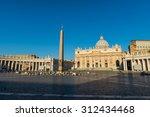 Photo Of Saint Peter's Basilic...
