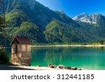 Lago Del Predil   Friuli Italy  ...
