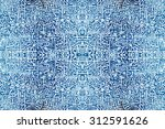 abstract african tribal vintage