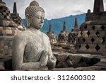 Ancient Buddha Statue At...