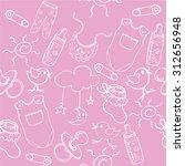 the vector illustration  ...   Shutterstock .eps vector #312656948