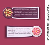 colorful web stickers  tags and ...