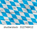 oktoberfest in germany  ... | Shutterstock . vector #312748412