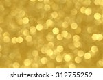 abstract sparkling gold... | Shutterstock . vector #312755252