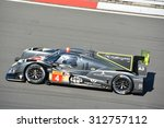 Small photo of NURBURG, GERMANY - AUGUST 30: The ByKolles Racing CLM P1/01 - AER of Pierre Kaffer and Simon Trummer during round 4 of the FIA World Endurance Championship on August 30, 2015 at Nurburg, Germany.