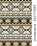 seamless ethnic pattern design. ... | Shutterstock .eps vector #312777092