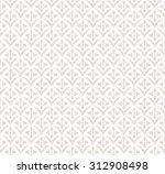 vector seamless pattern. modern ... | Shutterstock .eps vector #312908498