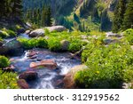 South Fork Of Boulder Creek On...