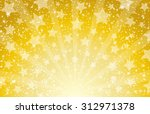 star and confetti background | Shutterstock .eps vector #312971378
