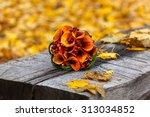 Autumn  Bridal Bouquet  Autumn...