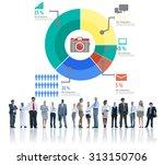 analysis analytic marketing... | Shutterstock . vector #313150706