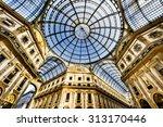 milan  italy   august 29  2015  ... | Shutterstock . vector #313170446